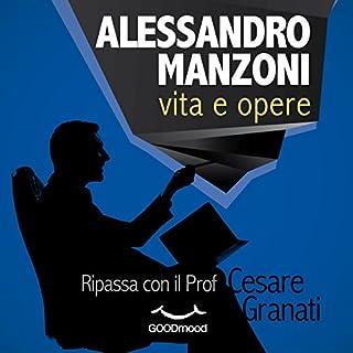 Alessandro Manzoni: vita e opere copertina