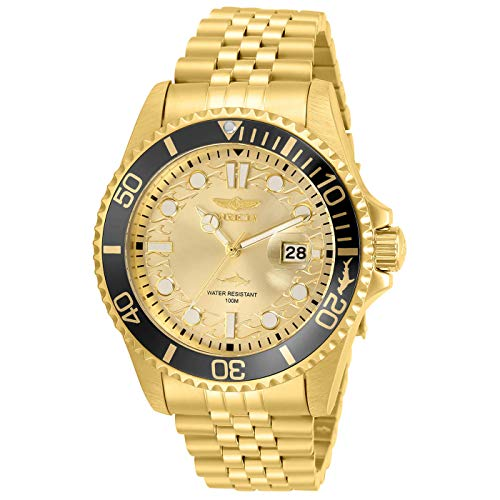 Men's Pro Diver  Stainless Steel Watch - Invicta 30613