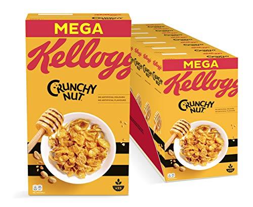 Kellogg's Crunchy Nut Cerealien | 7er Vorratspack | 7 x 700g