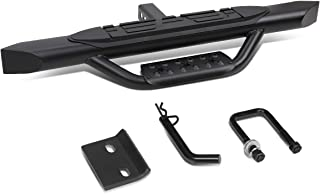36.5 Inches x 3.75 Inches Heavy Duty Aluminum Hitch Mounted Towing Tow Step Bar 2 Inches Receiver
