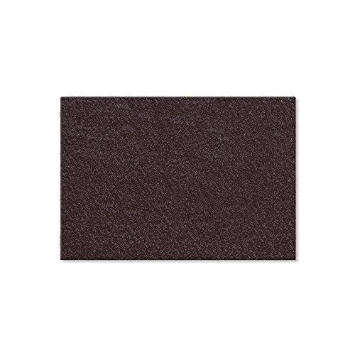 Rayen 6096.01 Tables & Housses à Repasser, Polyester, Noir, 15x10x0,4 cm