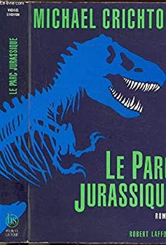 Paperback Jurassic park - tome 1 - AE (French Edition) Book