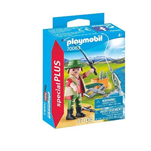 PLAYMOBIL  Special Plus Especial Pescador