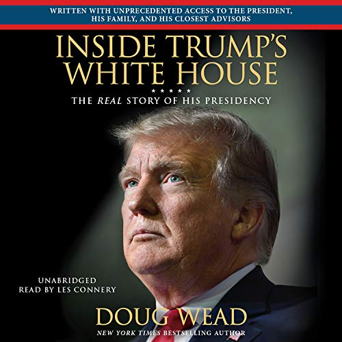 Inside Trump's White House Audiobook By Doug Wead cover art