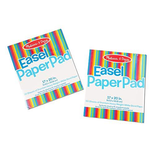 Melissa & Doug Easel Pad Bundle 2-Pack