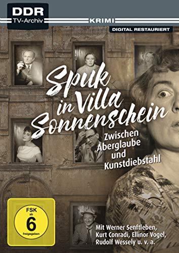 Spuk in Villa Sonnenschein (DDR TV-Archiv)
