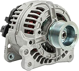 DB Electrical ABO0435 Alternator for John Deere Farm Tractor for Models 5225, 5325, 5425, 5525, 5065M, 5075M and Abo0435