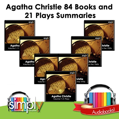 Agatha Christie: 84 Book & 21 Play Summaries - Without Giving Away the Plots cover art