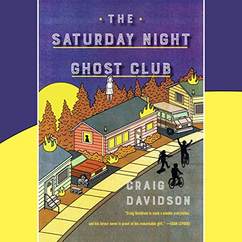 『The Saturday Night Ghost Club』のカバーアート