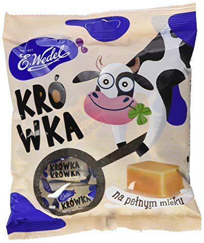 Yörem Wedel Krowka Mleczna Weichkaramellen, 10er Pack (10 x 250 g) 50270250