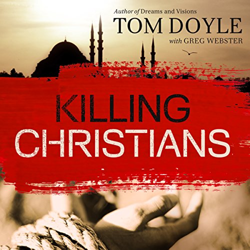Killing Christians audiobook cover art