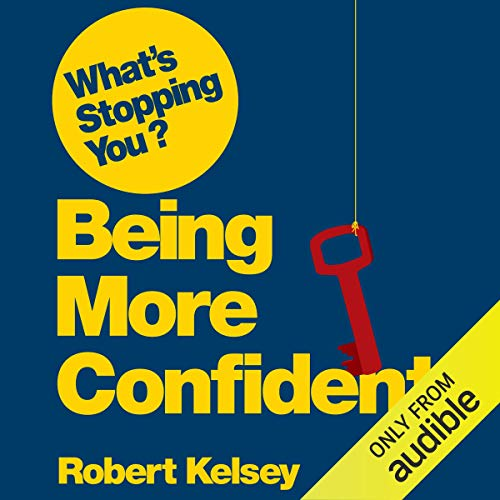 What's Stopping You Being Confident? cover art