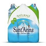 Acqua Minerale indicata per l'alimentazione dei neonati Pura,Leggera di Montagna A basso contenuto di sodio Indicata per le diete povere di sodio Basso Residuo Fisso