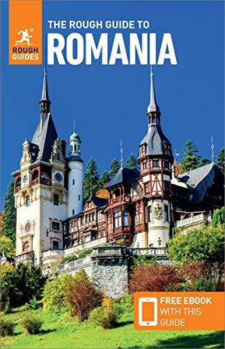 The Rough Guide to Romania Travel Guide with Free eBook Rough Guides product image
