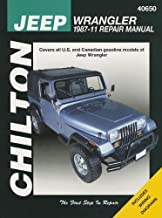 Jeep Wrangler (Chilton)