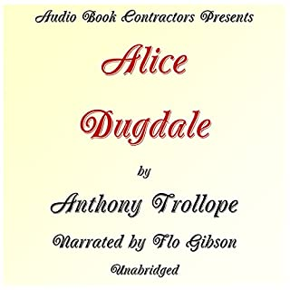 Alice Dugdale audiobook cover art