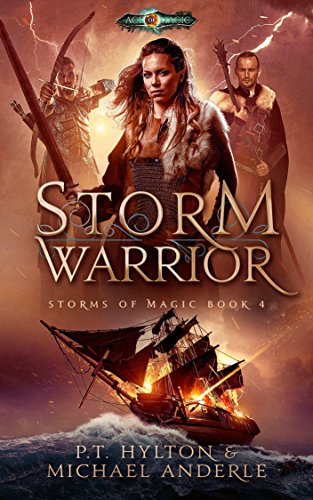 Storm Warrior: Age Of Magic - A Kurtherian Gambit Series (Storms Of Magic Book 4) (English Edition)