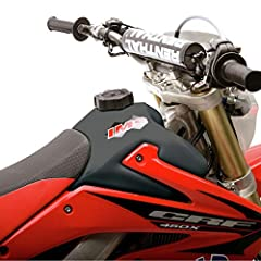 Fits: Honda CRF450X 05-10 IMS tanks are larger capacity than stock, yet very slim and sleek IMS fuel tanks are designed to enhance the appearance of your motorcycle, yet provide greater riding distance per full tank Made with polyethylene crosslink f...