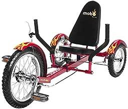 Mobo Triton Recumbent Bicycle Trike. Kids Special 3-Wheel Bike. Youth Big Tricycle Needs
