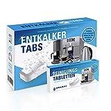 Set TABS50 + 1 KMR 10 unidades 50x Tabs / 10x Tabletten