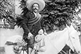 Pancho Villa on Horseback Photo Cool Wall Decor Art Print Poster 24x36
