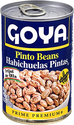 Goya Canned Pinto Beans, 15.5 Oz