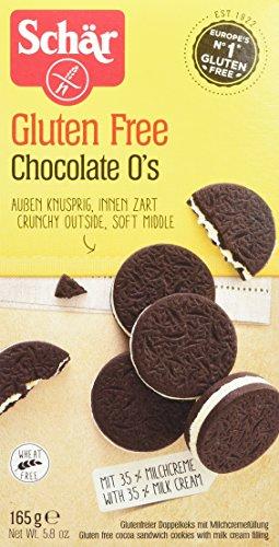 Schär Chocolate O´s glutenfrei 130g, 6er Pack