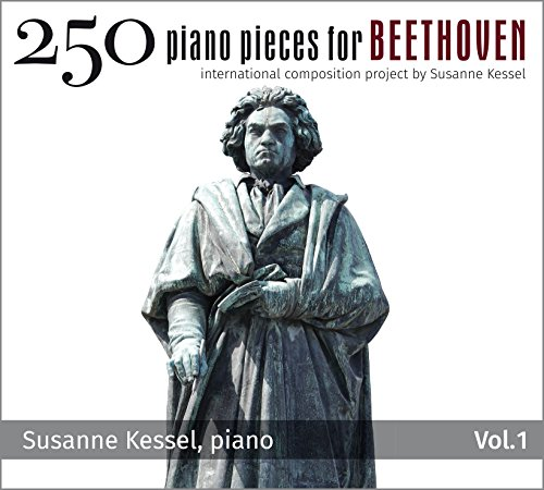 250 piano pieces for BEETHOVEN - Vol.1