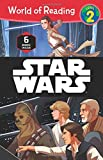 WORLD OF READING STAR WARS BOXED SET (World of Reading, Level 2: Star Wars)