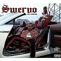 Xianrenge 印刷Gherbo&Southside:Swervoミュージックアルバムカバーポスターウォールアートプリントキャンバスリビングルームホームベッドルーム-24X24インチX1フレームレス
