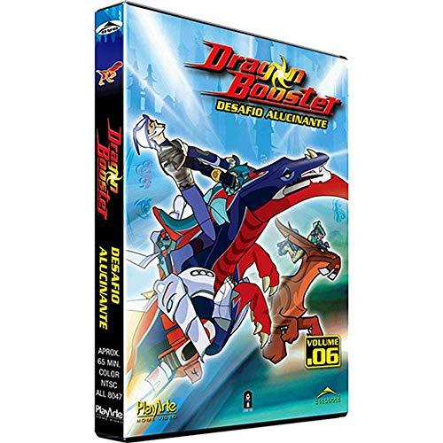 Dragon Booster Desafio Alucinante Volume6