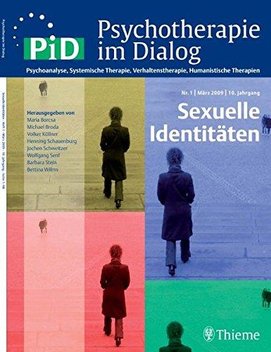 Psychotherapie im Dialog - Sexuelle Identitäten