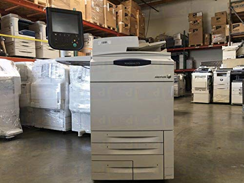 Amazing Deal Refurbished Xerox WorkCentre 7765 Color Multifunction Printer - 65ppm, Copy, Print, Sca...