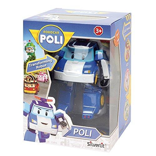 Retrogame Rocco Giocattoli Personaje transformable Robocar Poli