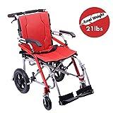 Hi-Fortune 21 lbs Lightweight Transport Medical...