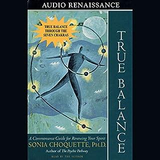 True Balance audiobook cover art