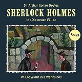 Sherlock Holmes - Die neuen Fälle: Folge 29: Im Labyrinth des Wahnsinns