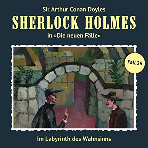 Im Labyrinth des Wahnsinns     Sherlock Holmes - Die neuen Fälle 29              By:                                                                                                                                 Andreas Masuth                               Narrated by:                                                                                                                                 Christian Rode,                                                                                        Peter Groeger,                                                                                        Horst Naumann,                   and others                 Length: 1 hr and 19 mins     1 rating     Overall 5.0