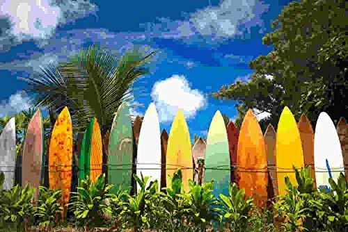 1000 Piezas de Rompecabezas para Adultos/Rompecabezas de Tablas de Surf para Adolescentes