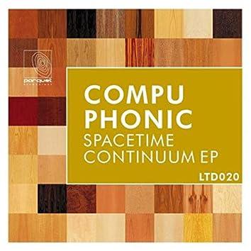 Spacetime Continuum EP
