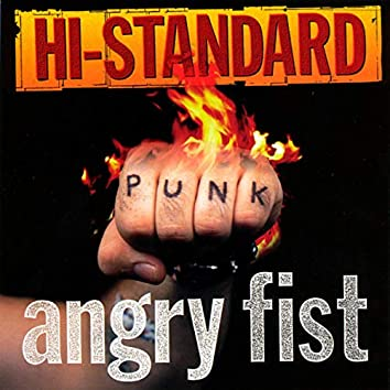 ANGRY FIST (Fat Wreck Chords Edition)
