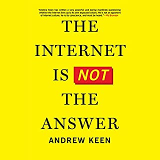 The Internet Is Not the Answer cover art