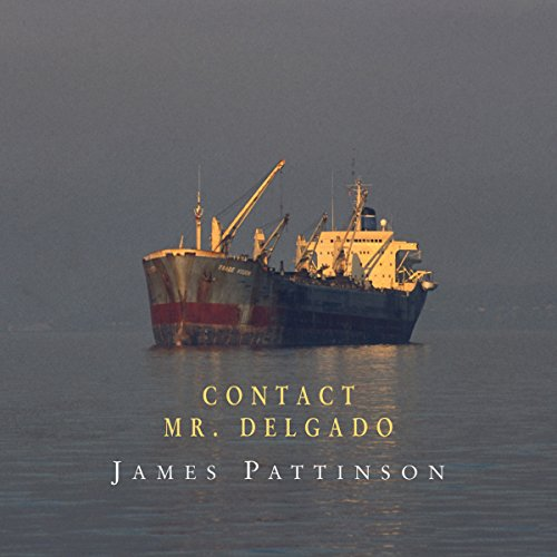 Contact Mr Delgado audiobook cover art