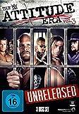 WWE - The Attitude Era, Vol. 3 [3 DVDs] [Alemania]