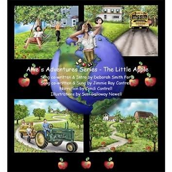 Allie's Adventures Series: The Little Apple