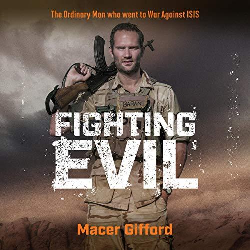 Fighting Evil audiobook cover art