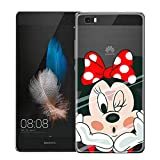 Aksuo Coque for Huawei P8 Lite 2017, Impression qualité Ultra Mince Premium TPU...