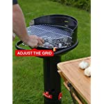 Barbecook Loewy 45 - barbecues & grills (Black, Round) 3