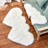 Alfombras de color rosa supersuaves para sala de estar, mullidas y peludas, aptas para dormitorio, decoración del hogar, C3,200 x 190 cm