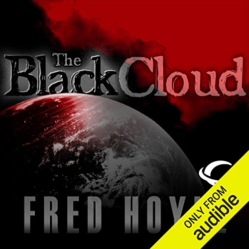 The Black Cloud  audiobook cover art